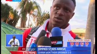 Wanyama: We need to be positive and we can bounce back