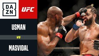 UFC 261: Usman-Masvidal 2 | DAZN Highlights