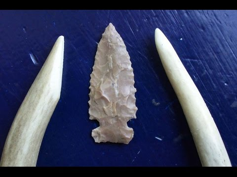 Download Make Your Own Antler Flintknapping Tools (HD) HD Mp4 3GP Video and MP3