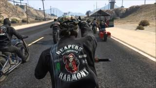 """Reapers MC """"dope - survive"""""""