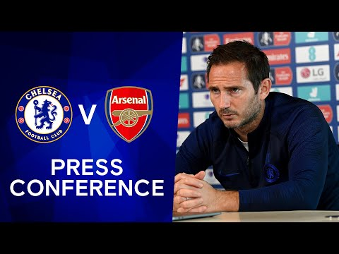 Frank Lampard Gives Squad Update Ahead Of FA Cup Final | Chelsea v Arsenal