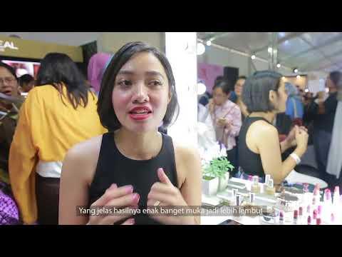 Ristra di Jakarta x Beauty 2018