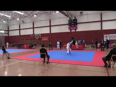 JDN Kata y Kumite Cadete y Junior 201018 Video 7