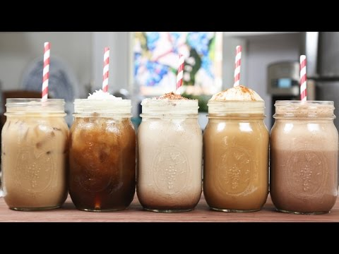 Video 5 Fave Iced Coffee Hacks