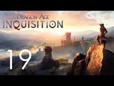 Dragon Age Инквизиция Inquisition Прохождение игры Часть 19 Крествуд