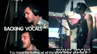 Ryan Higa - Clenching My Booty ft. dtrix with Lyrics