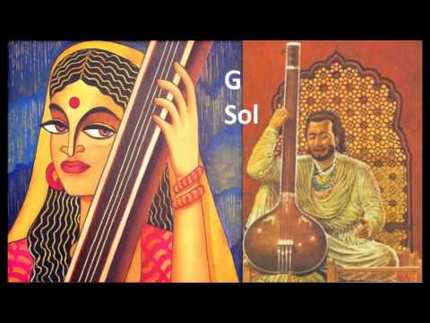 Tanpura Drone In G (bordone In SOL) Mp3