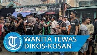 Wanita di Kos Tewas dengan Luka Mengerikan di Medan, Sempat Terdengar Suara Teriakan