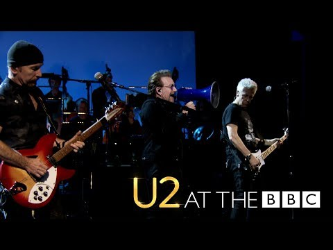 U2 - Get Out Of Your Own Way (U2 At The BBC)