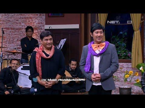 The Best Of Ini Talkshow - Ada Lomba Mirip Jeremy Teti, Luna Maya Cekikikan