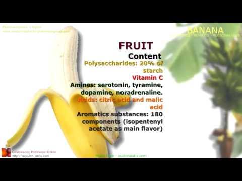 Video Banana benefits  Properties and medicinal uses of Banana tree