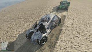 GTA 5 Mod - Batman và Những Siêu Xe Cực Khủng Của Anh Ấy =))