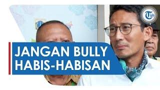 Komentar Sandiaga Uno yang Dukung Erick Thohir Pecat Ari Askhara: Jangan Bully Ari Habis-habisan