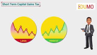 What is Short term capital gain (STCG) ?