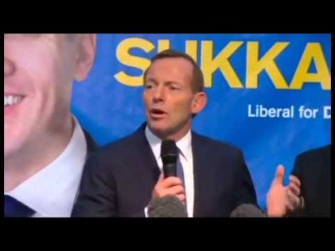 Tony Abbott And Skrillex Actually Make A Good Pair