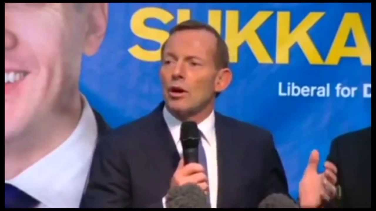 Tony Abbott And Skrillex Actually Make A Good Pair