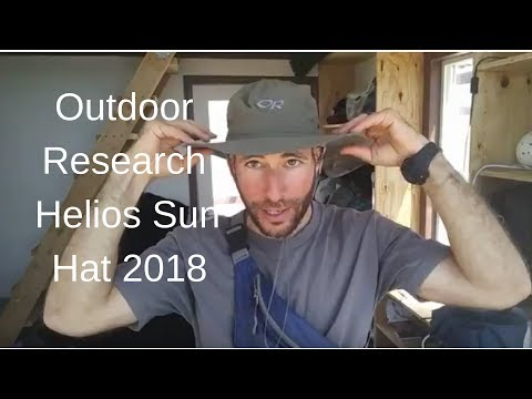 Outdoor Research Helios Sun Hat 2018