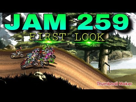 MAD SKILLS MOTOCROSS 2 - JAM WEEK 259 - FIRST LOOK - CRAZY HARD WHOOPS  AND CHALLENGING SCRUB!