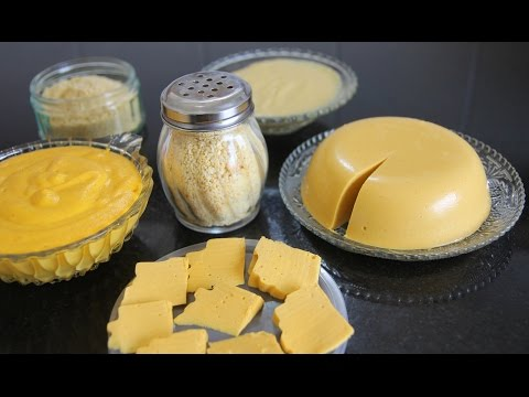Simple Vegan Cheese Recipes