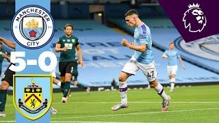MAN CITY 5-0 BURNLEY : Doublé de Mahrez