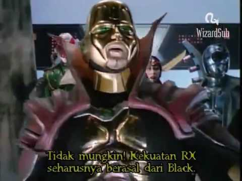 Kamen Rider Black RX Movie