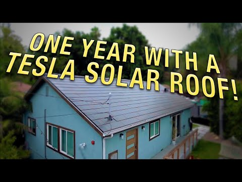 Tesla Solar Roof aces long-term test despite being caked in ash for 5 months