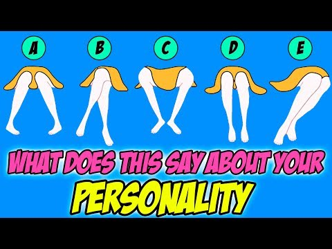 What Your Body Reveals About Your Personality!! 7 Interesting Things To Watch For Summer