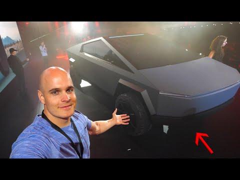 Stojí Tesla Cybertruck za to?