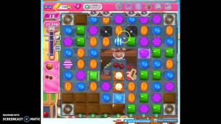 Candy Crush Level 772 help w/audio tips, hints, tricks