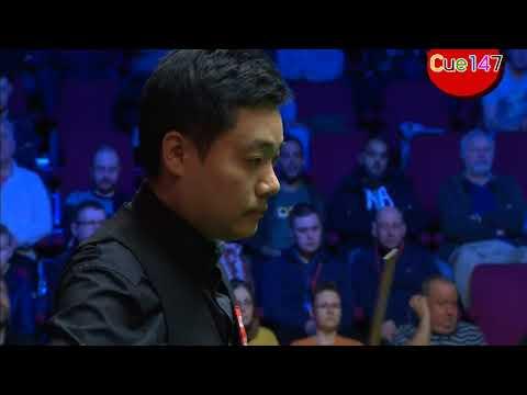 snooker world grand prix 2018 รอบชิงชนะเลิศ เซทชั่นที่1