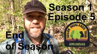 Ozark Highlands Trail Season 1 Episode 5 Getting Too Hot to Hike