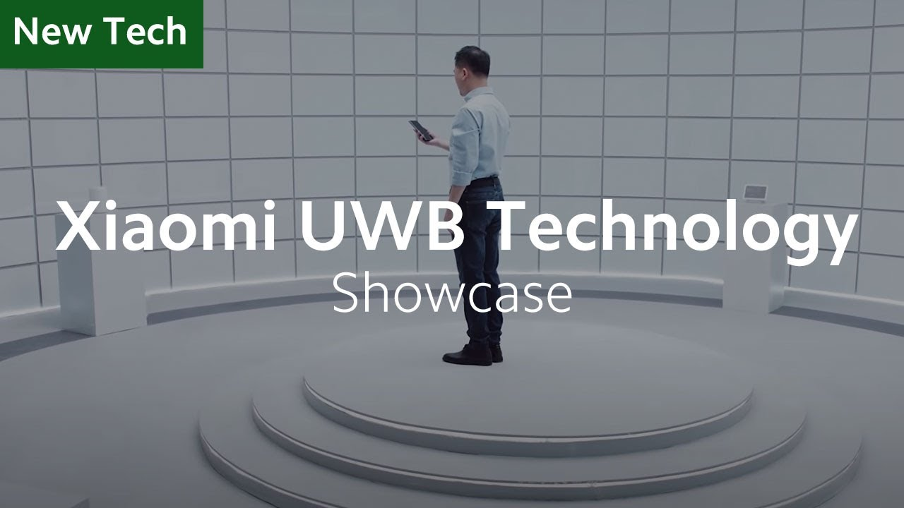 Xiaomi demonstrates its UWB technology for smart home