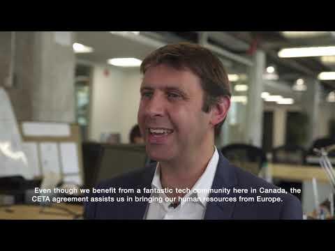 CETA success story - Linkbynet