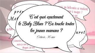 Le Baby blues dans Secrets de filles
