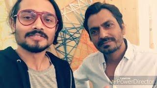 BB Ki Vines  Bhuvan Bam Meeting Nawazuddin Siddiqui   Unrelease Part  New Video 2017