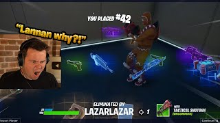 That one time Lazarbeam Eliminated me…
