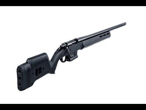 Remington Adds Magpul To Their Model 700 Action Rifles