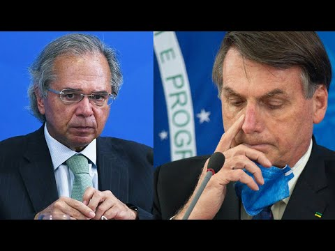 Wall-Street Aligned Brazilian Finance Minister Says It's Good COVID Affects The Old