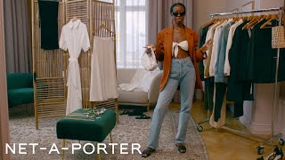 The Post-Lockdown Fashion Challenge with Sylvie Mus   NET-A-PORTER