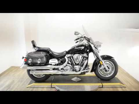 2004 Yamaha Road Star Midnight Silverado® in Wauconda, Illinois - Video 1