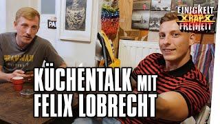 Am Küchentisch mit Felix Lobrecht