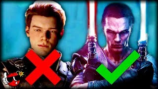 "Jedi Fallen Order Is A ""WASTED OPPORTUNITY""   Star Wars Jedi: Fallen Order"