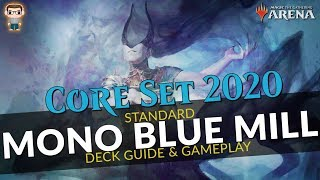 Mono Blue Mill Standard Deck Guide at Next New Now Vblog