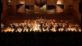 Claude Debussy - Danse sacrée et danse profane für Harfe und Streichorchester