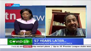 Former National Assembly Deputy Speaker Farah Maalim gives his view on Jubilee purge (Part 2)