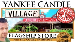 Ultimate Yankee Candle Village Experience