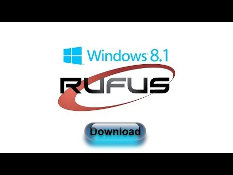 Video Download Windows 8.1 Enterprise (Final) for Free & Rufus Tutorial
