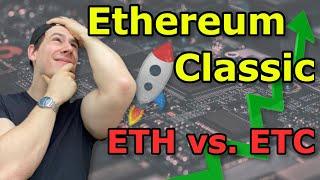 Ethereum Classic kaufen oder verkaufen heute