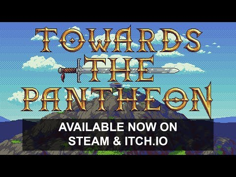Towards The Pantheon Release Trailer - Available Now On Steam & Itch.io! thumbnail