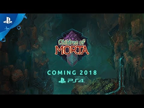 Children of Morta - PSX 2017: Gameplay Trailer | PS4 thumbnail